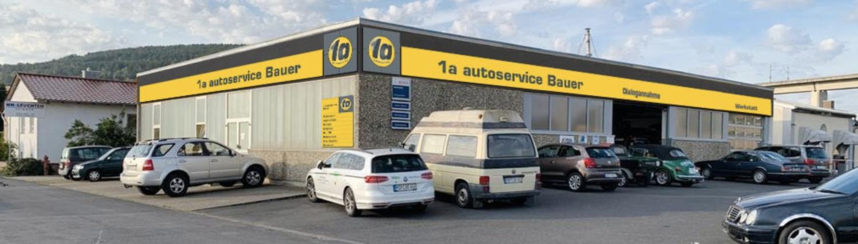 1a autoservice Auto Bauer